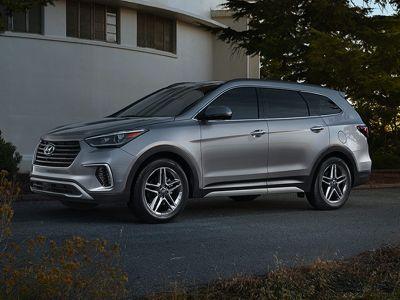 2019 Hyundai Santa Fe XL Limited (Circuit Silver)