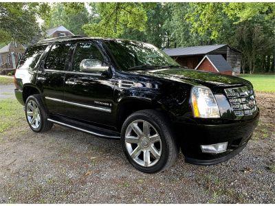 2007 Cadillac Escalade Base (BLACK)
