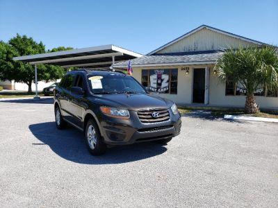 2011 Hyundai Santa Fe GLS (Green)