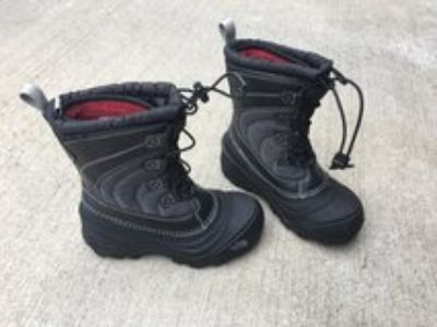 Boys North Face Winter Boots