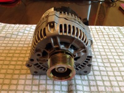 Sell Alternator BOSCH AL0181X Reman fits 95-02 VW Cabrio 2.0L-L4 USA Industries motorcycle in Havertown, Pennsylvania, United States, for US $316.00
