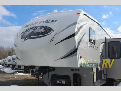 2018 Forest River Rv Cherokee Wolf Pack 315PACK12