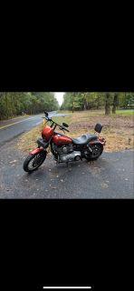 2003 Harley-Davidson SUPER GLIDE DYNA CUSTOM