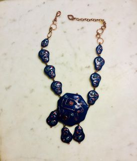 Necklace By French Designers Tarata