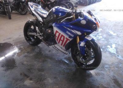2010 Yamaha YZFR1