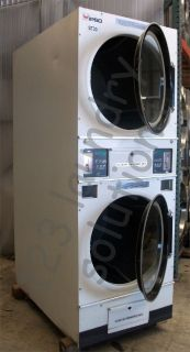 Good Condition IPSO Stack dryer 120v 60hz 1ph L28STK30K White