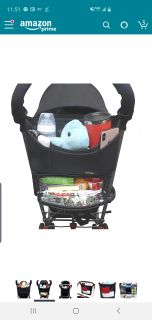 Emmzoe parent stroller organizer *only 1 available*