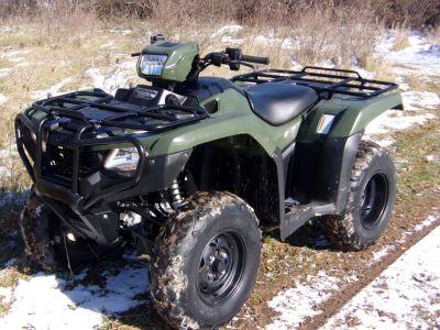 2014 Honda FourTrax Foreman 4x4 EPS Utility ATVs Mukwonago, WI