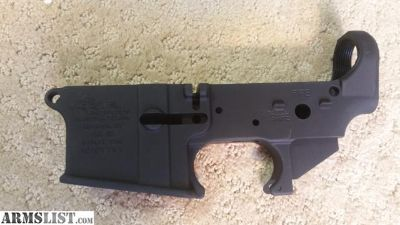 For Sale: Anderson AR-15 Lower