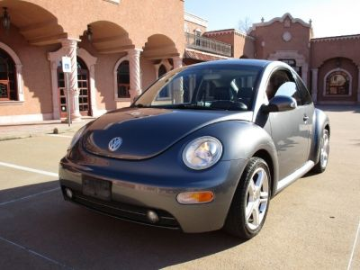 2005 Volkswagen New Beetle Coupe 2dr GLS Turbo Auto