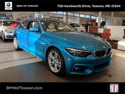 New 2019 BMW 4 Series Coupe