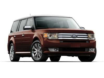 2010 Ford Flex SEL (Navy)