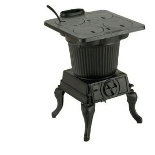 The Rancher wood stove