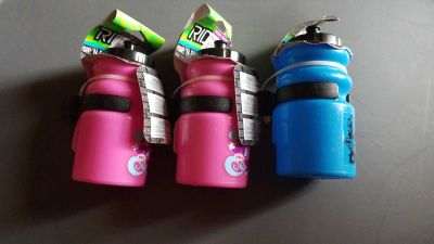 Sip and ride sport bottle