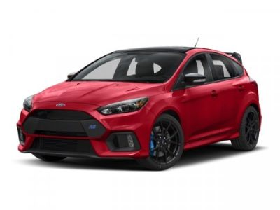 2018 Ford Focus RS (Nitrous Blue Quad-Coat)