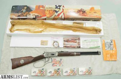 For Sale: Winchester John Wayne 94 32-40
