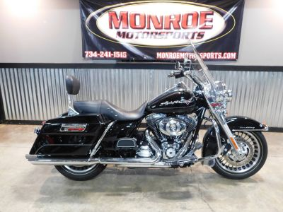 2013 Harley-Davidson Road King Touring Motorcycles Monroe, MI
