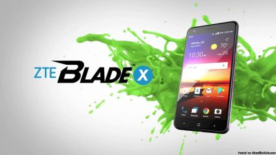 zte blade x @CRICKET WIRELESS SOUTHFIELD