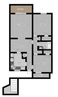 $665 2 apartment in Forsyth (Winston-Salem)