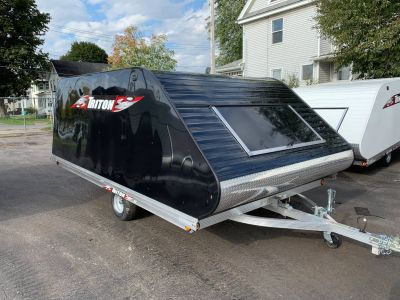2018 Triton Trailers XT12-101 QP Trail/Touring Sport Utility Trailers Herkimer, NY
