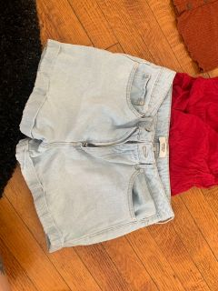 High waisted shorts size 29