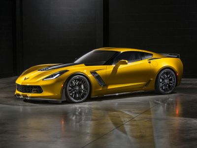 2017 Chevrolet Corvette Z06 (Torch Red)