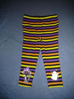 HALLOWEEN leggings 18 months These match both 18 mos girl tops I have posted PICK UP ONLY