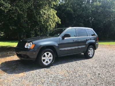 2008 Jeep Grand Cherokee Laredo (Grey)