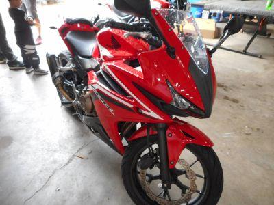 2016 Honda CBR500R Sport Motorcycles Belvidere, IL
