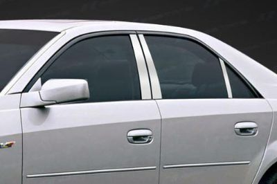 Buy SES Trims TI-P-136 03-07 Cadillac CTS Door Pillar Posts Window Covers Trim 6 Pcs motorcycle in Bowie, Maryland, US, for US $63.70