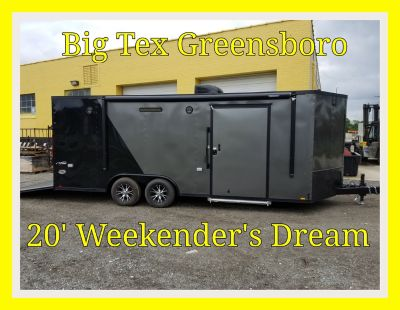 2019 20 Manager Demo Weekender Toy Hauler