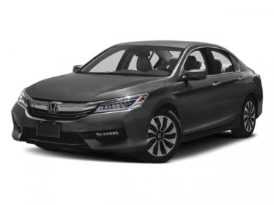 2017 Honda Accord Hybrid Touring (White)