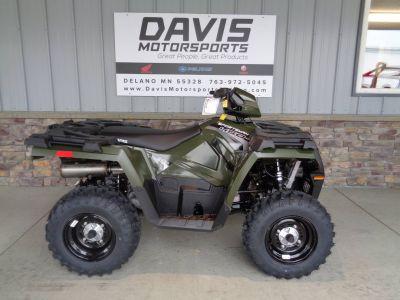 2018 Polaris Sportsman 450 H.O. Utility ATVs Delano, MN