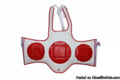 Shop Sparring Chest Guards for Taekwondo Online