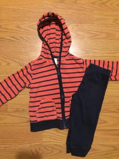Carters 12 mo outfit