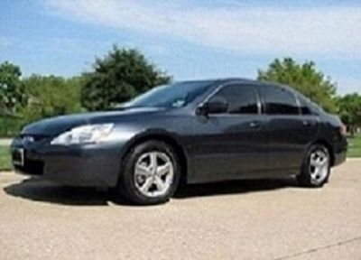 $1,438,  2003 Honda Accord EX