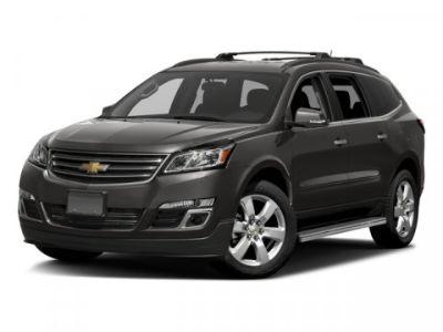 2017 Chevrolet Traverse LT (Mosaic Black Metallic)
