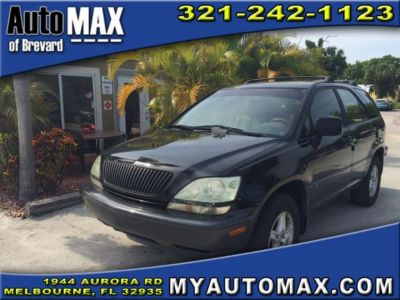 2001 Lexus RX 300 Base (Black)