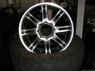 4 20 inch ultra WHEELS AND TIRES atlanta (with shipping available