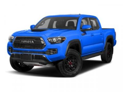 2019 Toyota Tacoma TRD Pro Double Cab 5' Bed V6 M (Voodoo Blue)