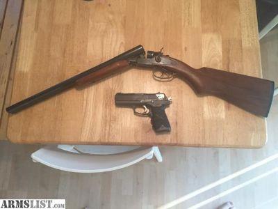 For Sale: IAC Coach Gun