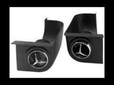 Buy Louver, Custom Round Corner, 2-1/2 inch Hose, Duct Pair [32-10X] motorcycle in Fort Worth, Texas, US, for US $49.50