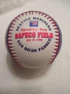 Safeco Field Baseball