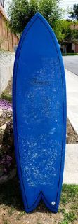 "6'4"" epoxy quad fin in great condition with padded bag"