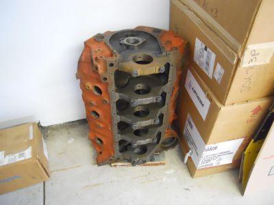 Chevy 3963512 block