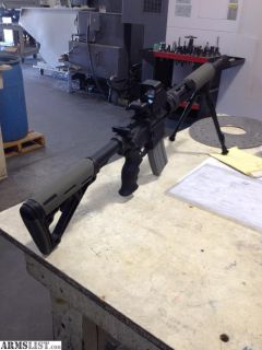 For Sale/Trade: Ar 15 .223/5.56