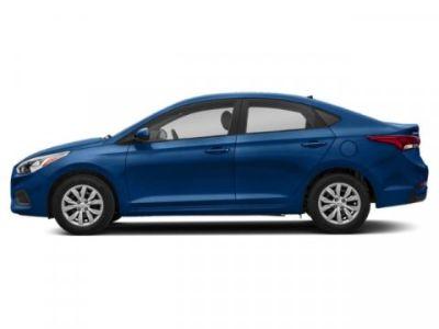 2019 Hyundai Accent SE (Admiral Blue Pearl)