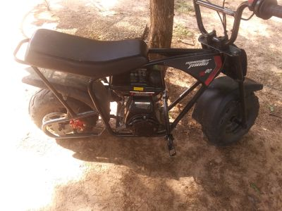Moto mini bike