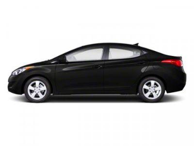 2011 Hyundai Elantra GLS (Phantom Black Metallic)