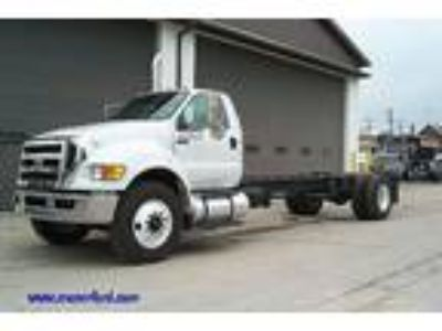 New 2011 Ford F750 XLT for sale.